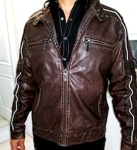 Leather Jacket for Him Harry Rosen Small Toronto