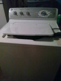 white top-load clothes washer Huntsville, 35811