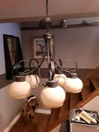Beautiful dining room light fixture Milton, L9T 3X7