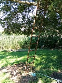 12 ft ladder stand with wildlife camera  Montegut, 70377