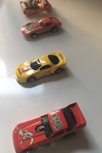 Classic Hot wheels cereal cars