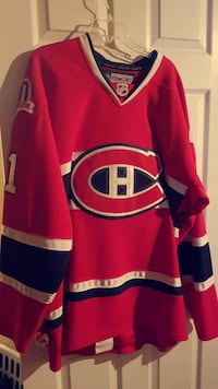 Montreal Canadiens Jersey  Port Coquitlam, V3C 3K4