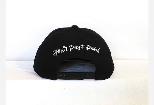 Hour Past Paid SnapBack (black) dac4129d-78a2-4a38-ad27-9dd9f6ff6a39