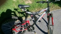 red and black full-suspension bike Martinsburg, 25404