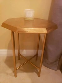 2 Metal End Tables - Rose Gold Midway City, 92655