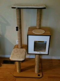 Cat tree house Dumfries, 22025