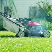 Free removal of unwanted gas lawnmower/small engines Edmonton, T5Y 0M3