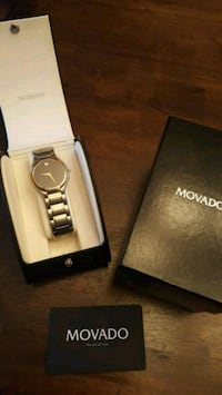 Gold and Silver Movado Watch Chattanooga, 37421