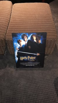 Harry Potter Wooden Poster