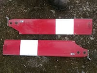 Bell 206 authentic tail rotor blades  Pitt Meadows, V3Y 0A7
