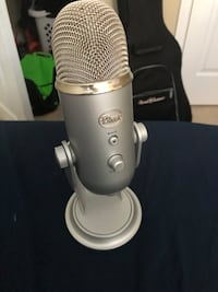 Blue Yeti Microphone Rockville, 20851