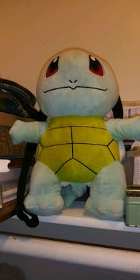 Squirtle backpack Calexico, 92231