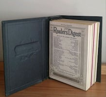 Reader's Digest/Full Year 1929 With Binders