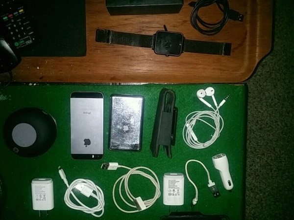 Iphone, Ipod & smartwatch package