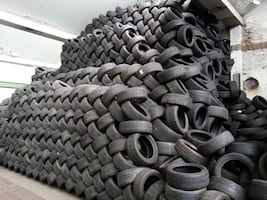 Used tire singles pairs sets