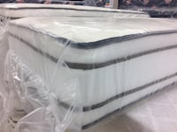 """Thickest 2 Sided Twin Mattress in Jefferson county? 14-15"""" $179 let it go Special or $219 Set Birmingham, 35210"""