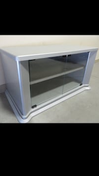 Grey TV Stand - Good Condition