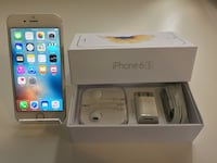 iPhone 6S - Comes w/ Box & Accessories + 1 Month Warranty Springfield, 22150