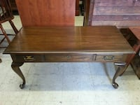 Queen Anne Style Coffee Table With Drawer Bechtelsville, 19505
