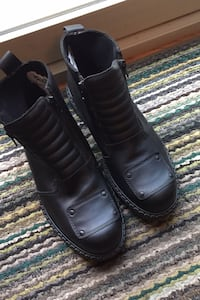 Men's Martino size 9 motorcycle riding boots