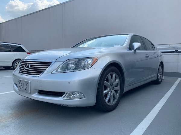 Lexus - LS 460 - 2008 one owner!