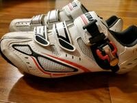 Scattante cycling shoes, size 44 WITH pedals Laurel, 20723
