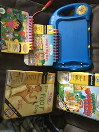 three assorted learning books collection New Lexington, 43764