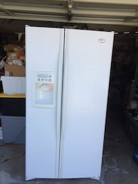 GE side by side like new condition. Thousand Oaks, 91320
