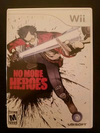 No More Heroes for Nintendo Wii  Vaughan, L4L
