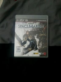 PS3 Warhammer 40000 Space Marine Burnaby, V5A 1R3