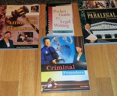 Paralegal books