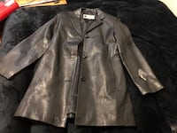 women's real leather jacket Mississauga, L5A 3X1