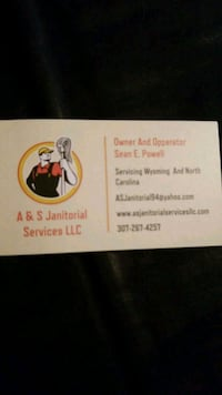 Commercial cleaning Casper, 82609