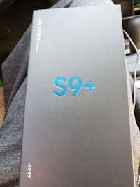 Galaxy s9 plus 64GB black At&t 2316 mi