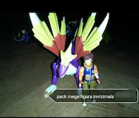 Pack mega figuras invizimals Rivas-Vaciamadrid, 28521