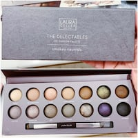 PRICE IS FIRM, PICKUP ONLY - Laura Geller - The Delectable Palette in Smokey Neutrals - BNIB Toronto, M4B 2T2