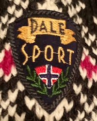 Dale of Norway Mens Lined Pullover Wool Sweater Sz L Burnaby, V5B 1W4