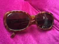 Liz Claiborne Oversized Cheetah Brown Sunglasses Shades Marietta, 30060