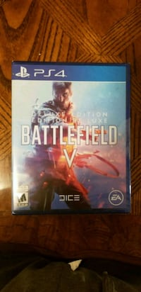 Battlefield 5 Deluxe Edition PS4 New Westminster, V3M 1W1