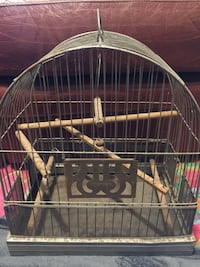 Old old birdcage in great condition