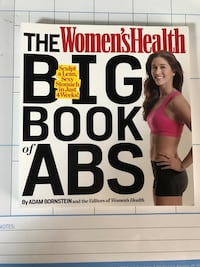 The Women's Health big book of abs 470 km