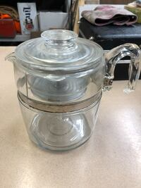 clear glass jar with lid Aliquippa, 15001