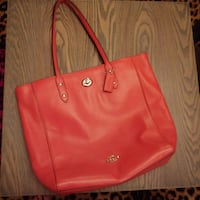 Orange Coach Purse Winnipeg, R2G 4A8