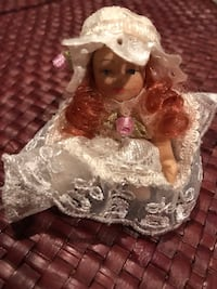 2 Inch antique porcelain doll Silver Spring, 20904