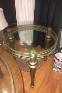 Coffee table and side table together Brampton, L6Y 4P5