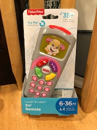 Fisher Price Laugh & Learn Remote Rockville, 20853