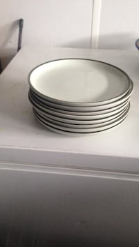 white ceramic plate and bowl Casselman, K0A 1M0