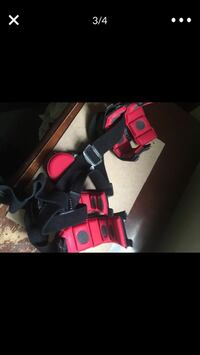 Don joy right adjustable knee brace