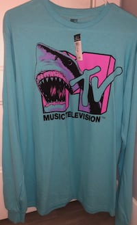 MTV Long Sleeve T-Shirt Bennington, 68007
