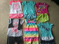 Girls summer clothes Hyattsville, 20785